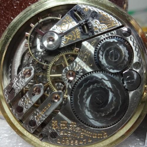 Elgin Grade 280 Pocket Watch Image