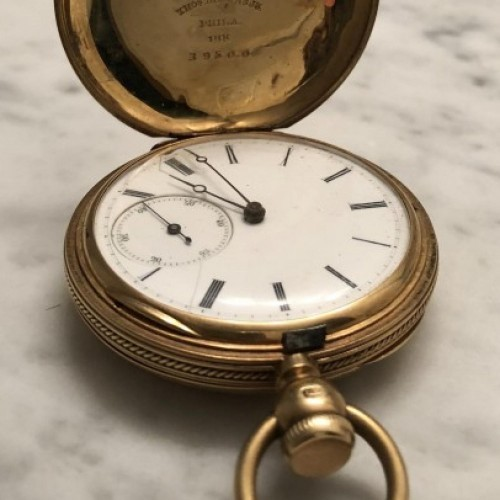 Image of Philadelphia Watch Co.  #39500 Dial