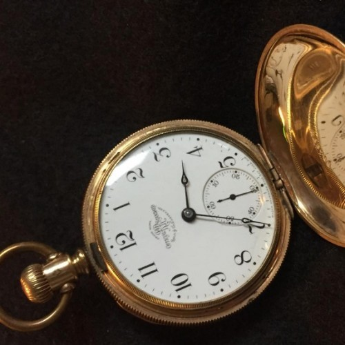 Ball Grade 999B Pocket Watch Image