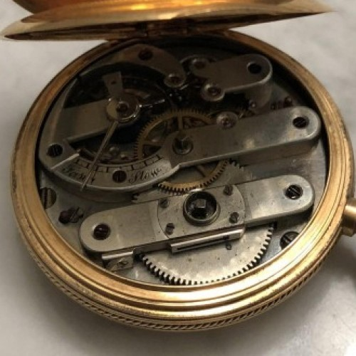 Image of Philadelphia Watch Co.  #39500 Movement