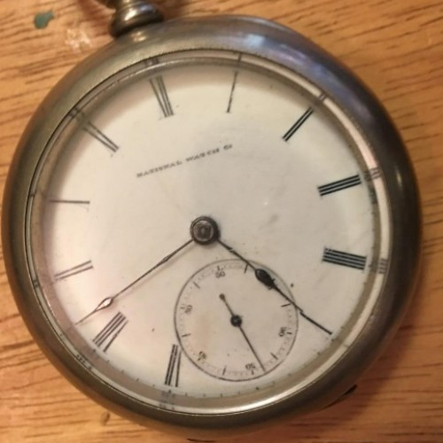 Elgin Grade 55 Pocket Watch