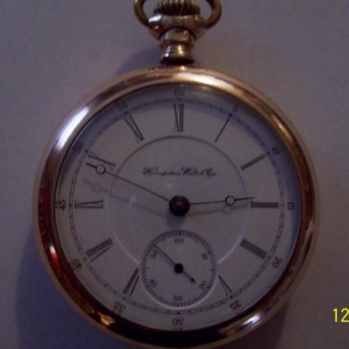 Hampden Pocket Watch Image Gallery   Pocket Watch Database