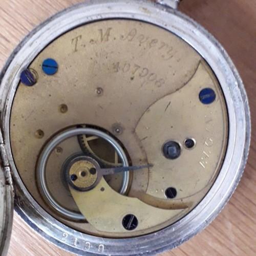 Elgin Grade 59 Pocket Watch Image