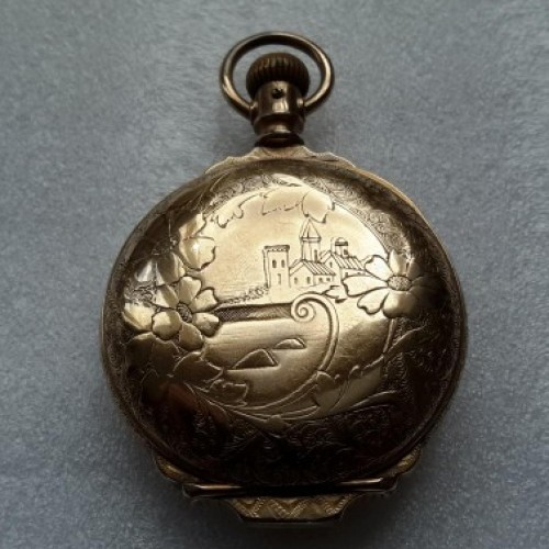 Image of Columbus Watch Co. 20 #325713 Case