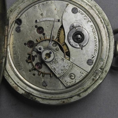 Image of New York Springfield Watch Co. J.C.Perry #52844 Movement