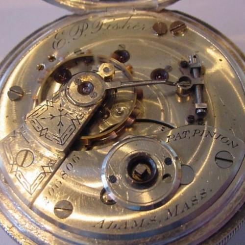 Hampden Grade  Pocket Watch Image