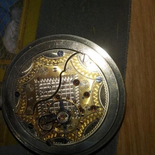 Seth Thomas Grade Special Pocket Watch Image