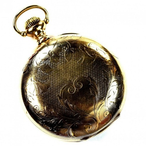 Rockford Grade 918 Pocket Watch Image