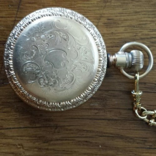 Illinois Grade 69 Pocket Watch