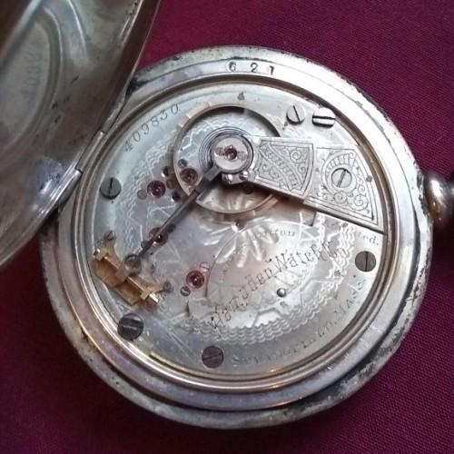Image of Hampden No. 60 #409830 Movement