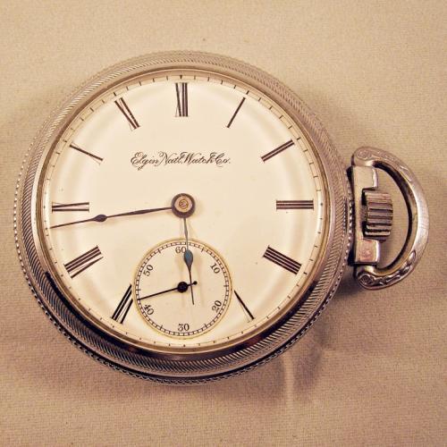 Elgin Grade 103 Pocket Watch