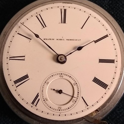 Image of Elgin 96 #1960625 Dial