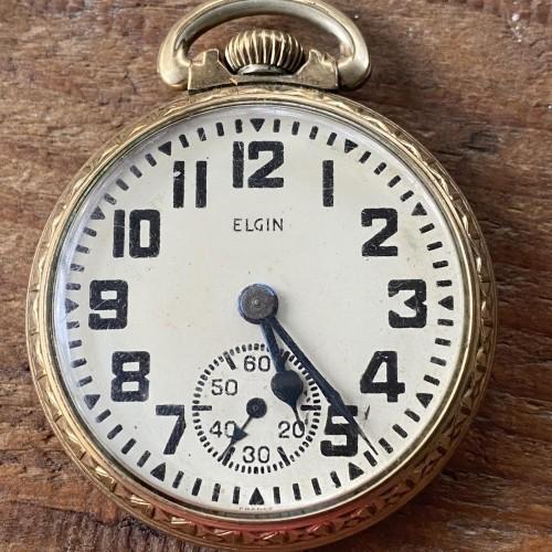 Elgin Grade 69 Pocket Watch