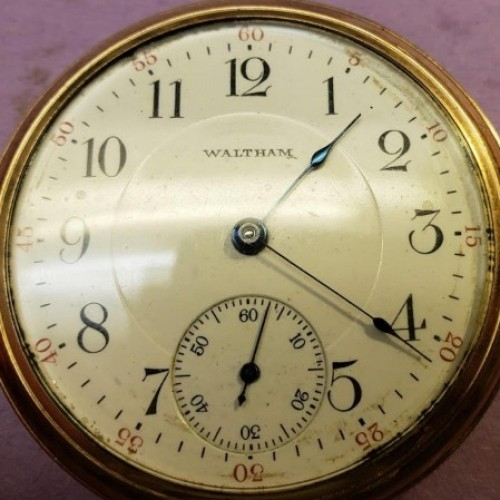 Image of Waltham No. 625 #18767693 Dial