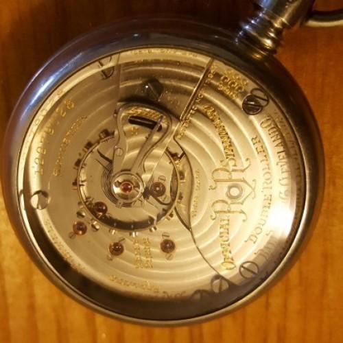 Ball - Elgin Grade 333 Pocket Watch