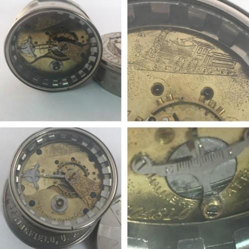 Illinois Grade 4 Pocket Watch
