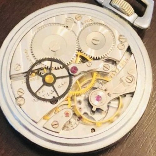 Waltham Grade No. 1622 Pocket Watch Image