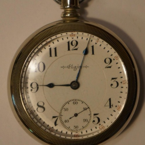 Elgin National Watch Co. Watches Photo Gallery   Pocket ...