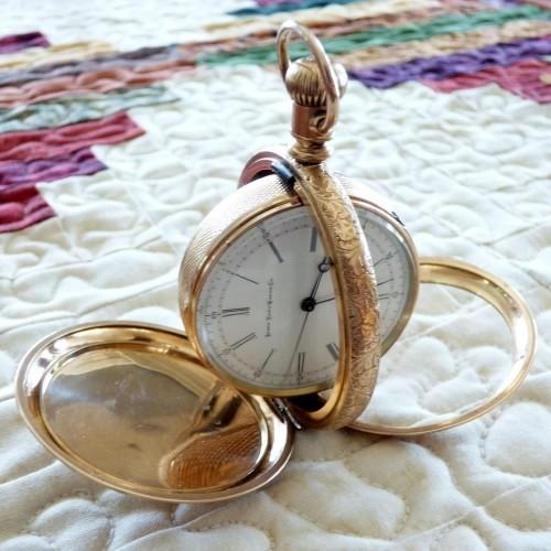 Elgin Grade 89 Pocket Watch Image