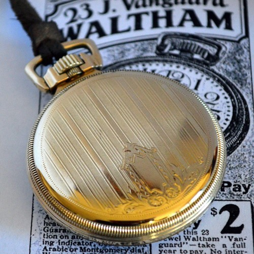 Waltham Grade Assorted Pocket Watch Image
