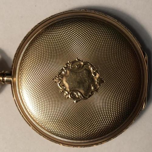 Elgin Grade 233 Pocket Watch Image