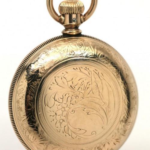 Elgin Grade 84 Pocket Watch Image