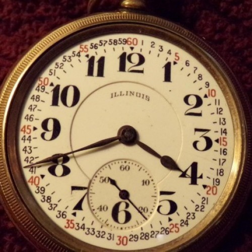 Image of Illinois Bunn Special #3895779 Dial