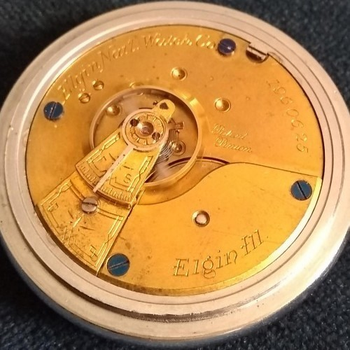 Image of Elgin 96 #1960625 Movement