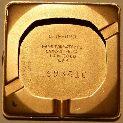 Hamilton Grade 753 Pocket Watch Image