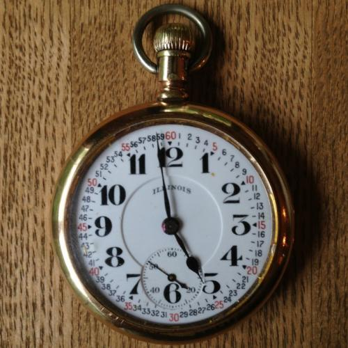 Image of Illinois Bunn Special #3845907 Dial