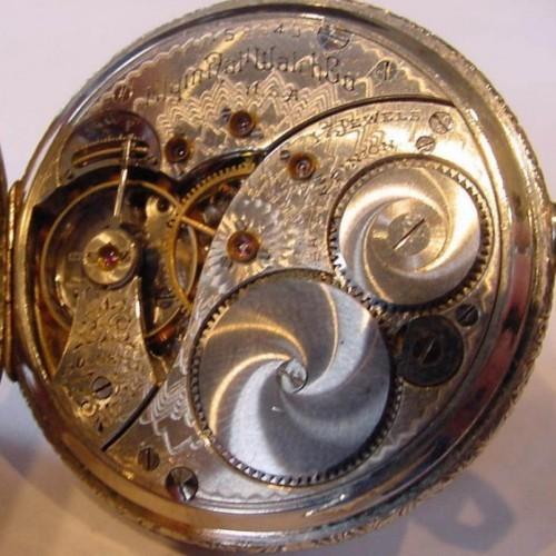 Elgin Grade 275 Pocket Watch Image