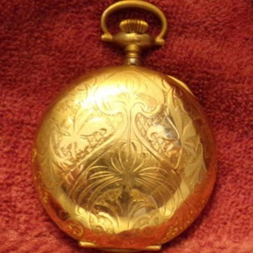 Rockford Grade 835 Pocket Watch Image