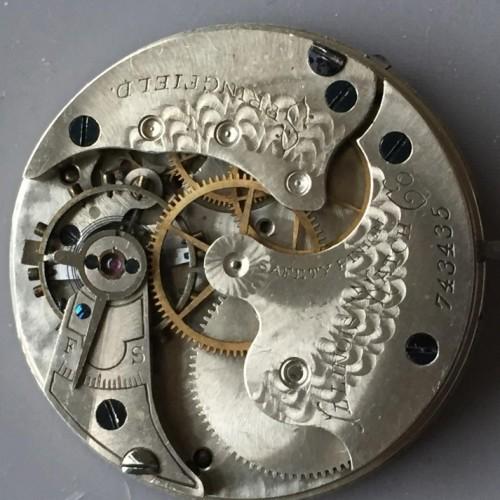 Illinois Grade 149 Pocket Watch Image
