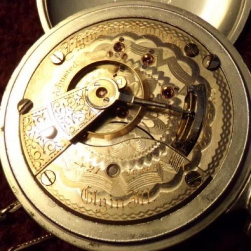 Elgin Grade 149 Pocket Watch Image