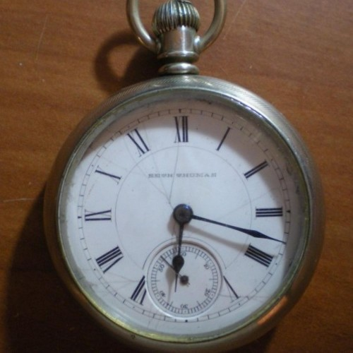 Seth Thomas Grade 59 Pocket Watch Image