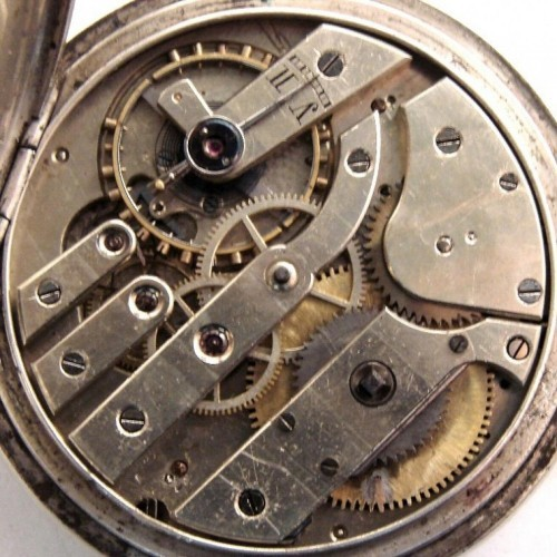 Swiss Imports Grade Paul Buhre Pocket Watch Image