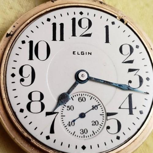 Image of Elgin 455 #22712270 Dial