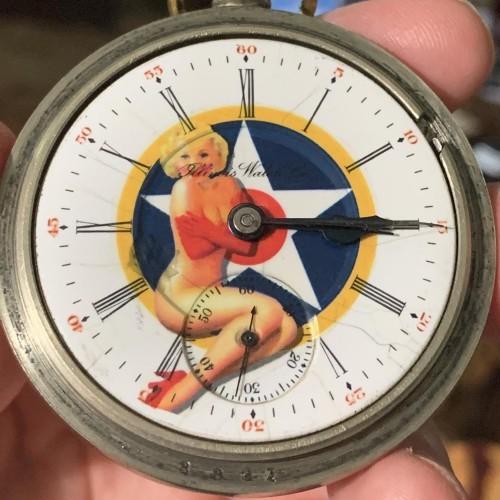 Illinois Grade 59 Pocket Watch Image
