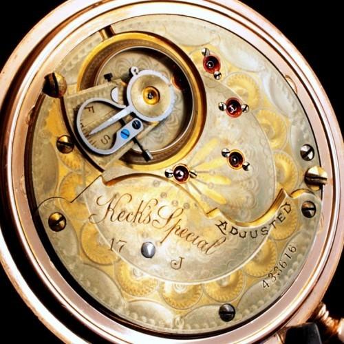 Rockford Grade 82 Pocket Watch Image