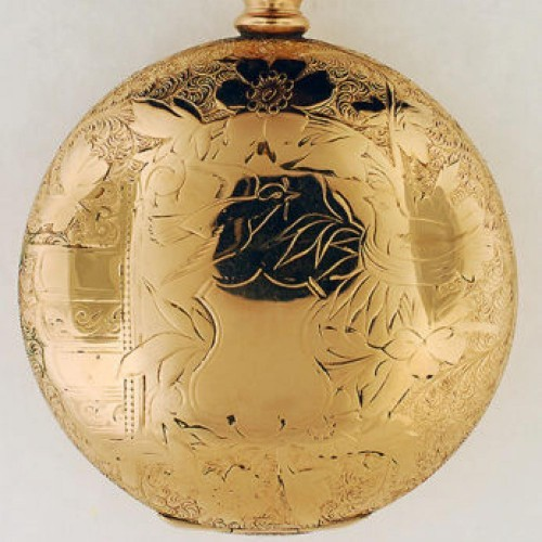 Rockford Grade 85 Pocket Watch Image