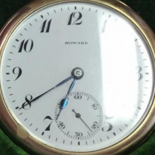 E. Howard Watch Co. (Keystone) Grade Series 8 Pocket Watch