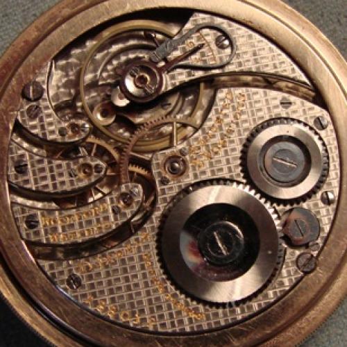 Rockford Grade 315 Pocket Watch Image