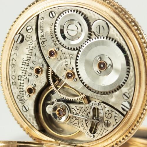 Elgin Grade 201 Pocket Watch Image