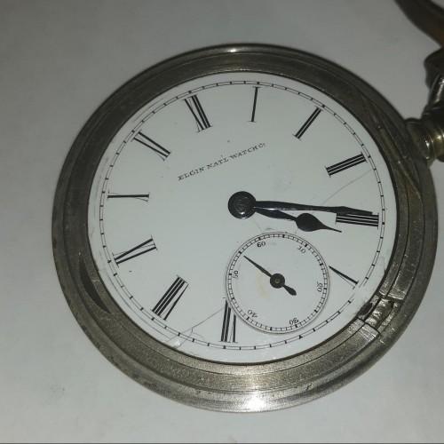 Elgin Grade 70 Pocket Watch Image