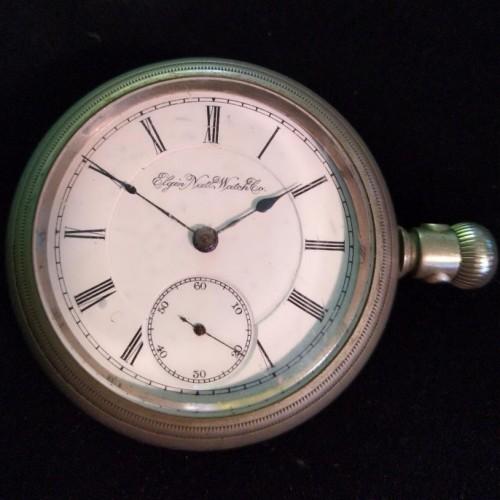 Elgin Grade 27 Pocket Watch