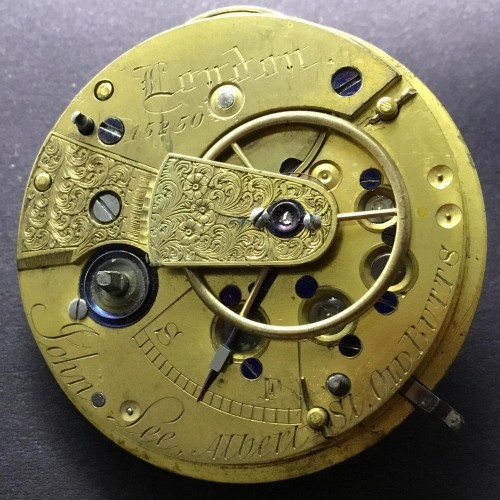 Other Grade John Lee Pocket Watch Image