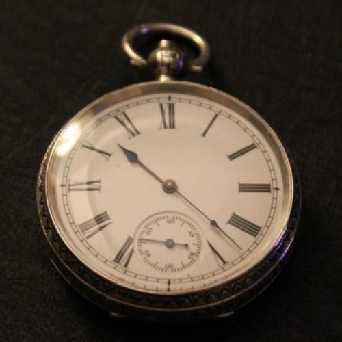 Waltham Grade Am.W.Co. Pocket Watch Image