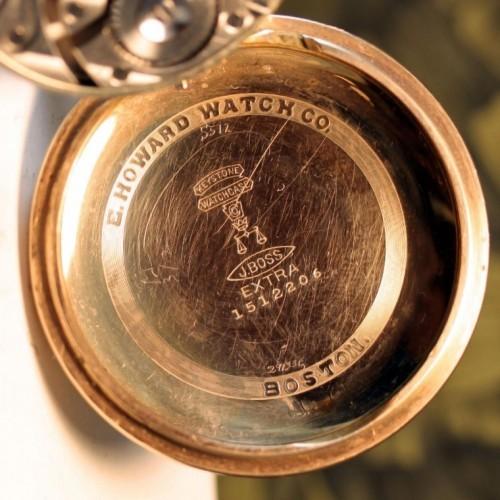 Image of E. Howard Watch Co. (Keystone) Series 10 #1170930 Case