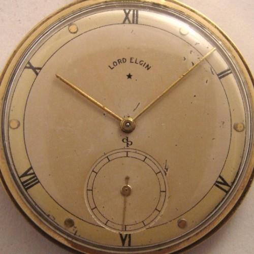 Elgin Grade 543 Pocket Watch Image