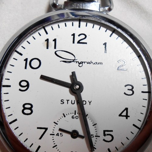 E  Ingraham Co  Pocket Watch Serial Number Lookup & Identify